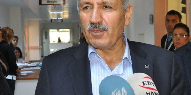 """Şahin: 'Başbakanımızın Malatya Ziyaretinde En Ufak Bir Olumsuzluk Olmadı"""""""
