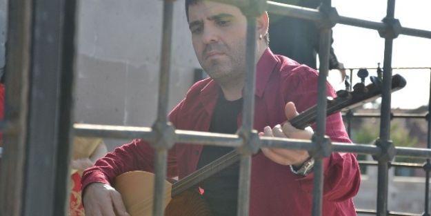 Sanatçı Ender Balkır Malatya'da Klip Çekti
