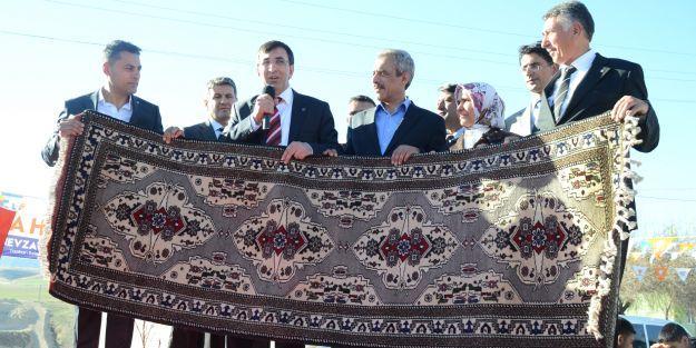 """'Seçim Türkiye'nin rotasını çizecek"""""""