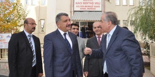 Selahattin Gürkan, Seçim Çalışmalarını Sürdürüyor