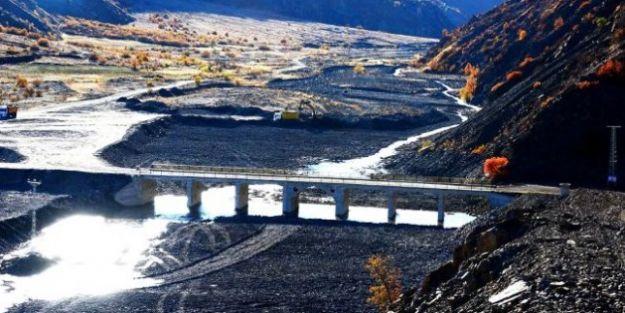 Şiro Çayı Üzerindeki Köprü Tamamlandı