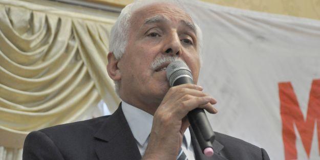 """SP Genel Başkanı Kamalak , 'Batı için demokrasi önemli değildir"""""""