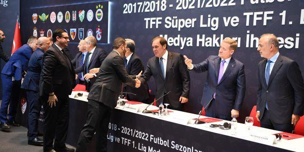 TFF 1. Lig maçlarını kim yayınlayacak?