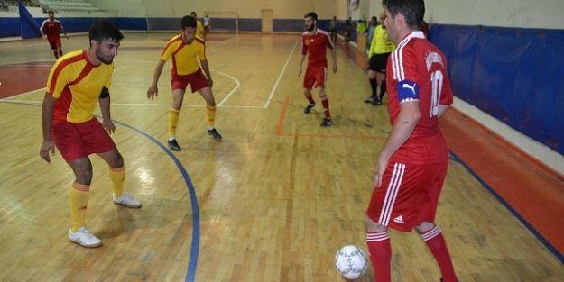 Tff Futsal Ligi 8'li Finalleri