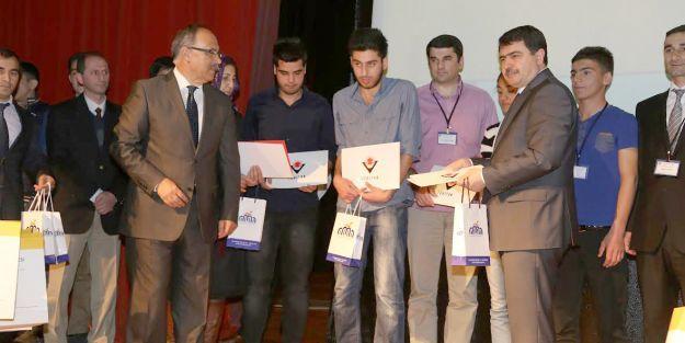 'TÜBİTAK Ortaöğretim Proje Yarışması' sona erdi