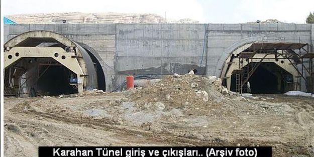 """'Tüneller 2015'te bitecek"""""""