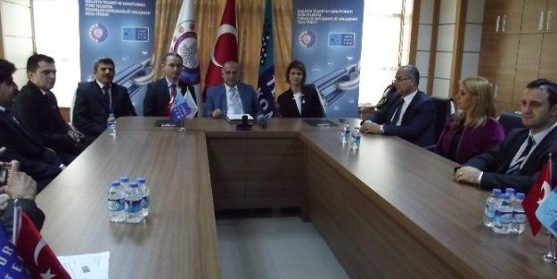 Türk Telekom İle Mtso Arasında Anlaşma Protokolu İmzalandı