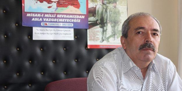 Türkav Malatya Şube Başkanlığı'na Niyazi Kara Getirildi