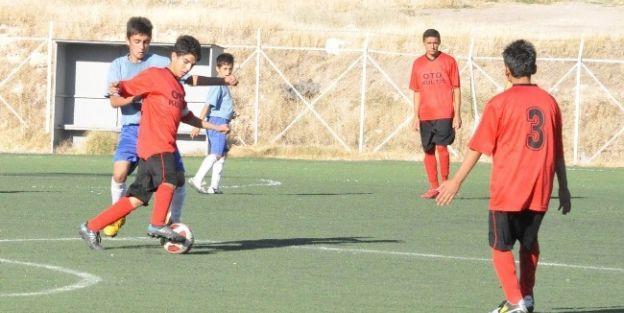 U-15 Ligi'nde Beşinci Hafta Karşılaşmaları Oynanacak