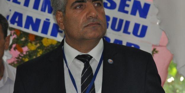 Ulaştırma Memur-sen Malatya Şubesi 3. Olağan Kongresini Yaptı
