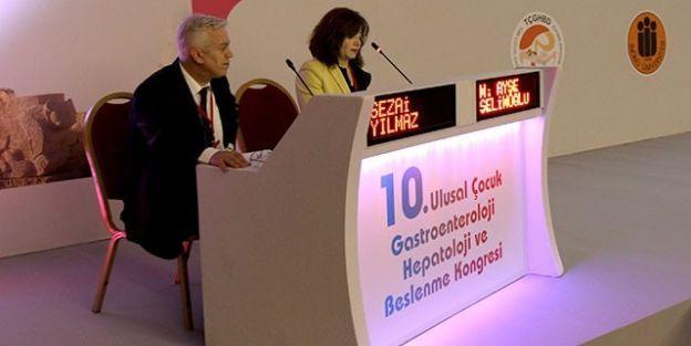 Ulusal Çocuk Gastroenteroloji Hepatoloji Ve Beslenme Kongresi Yapıldı