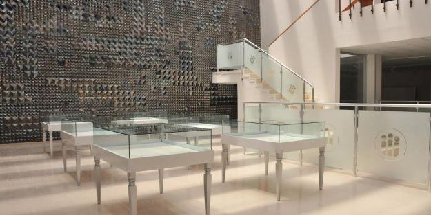 Üniversite'de 'Kurumsal Müze' kuruluyor
