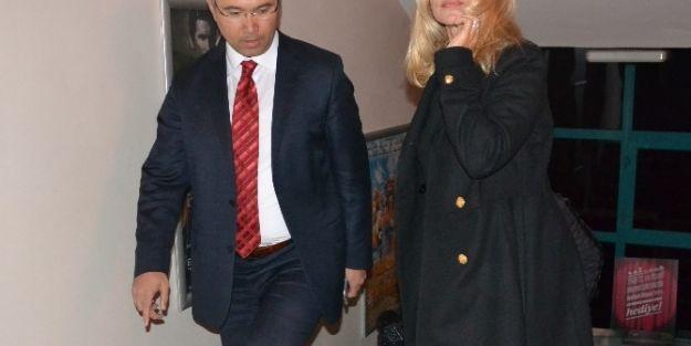 Ünlü Oyuncu Nastassja Kinski, 'tess' Filmini İzledi