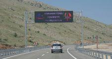 Karahan Tüneli Trafiğe Açıldı