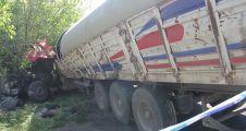 Yolcu Otobüsü TIR'la Çarpıştı… 5 Yaralı