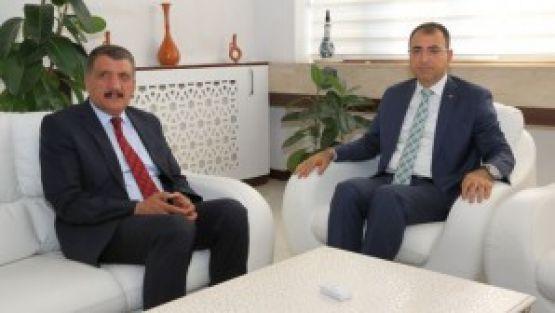 """Vali Toprak; 'Malatya'ya Isındık"""""""