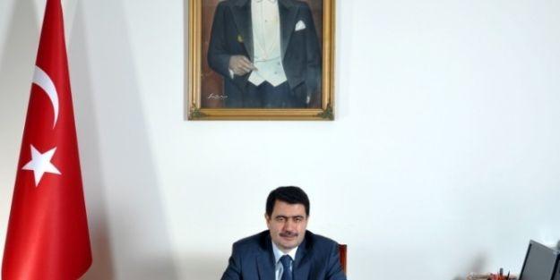 Vali Vasip Şahin'in Veda Mesajı