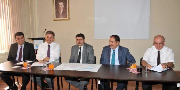 Vali Ve Büyükşehir Belediye Başkanı, Kale'yi Ziyaret Etti