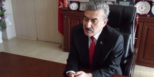 Vergi Dairesi Başkanı Yunus Poyraz: