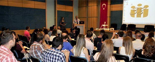 Yabancı Dil Öğretmenleri Eğitime Katıldı