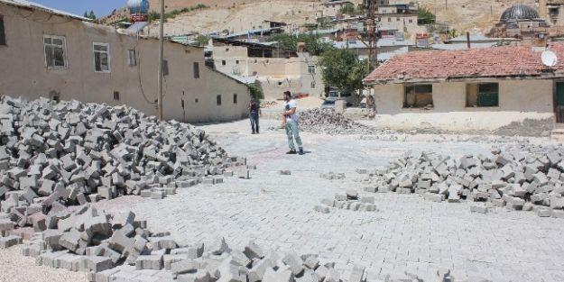 Yavuzlar Köyü'nde Çalışmalar Yapılıyor