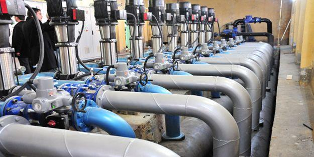 Yazıhan'a 4 bin 300 metre içmesuyu şebekesi döşendi
