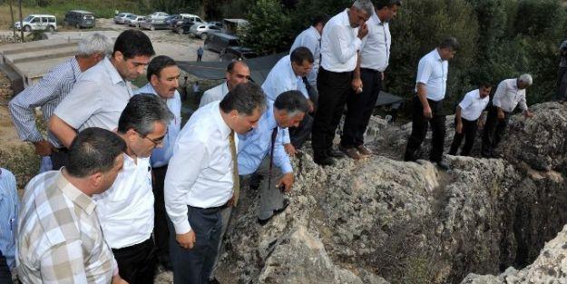 Yazıhan'da İçmesuyu Artık Kesilmeyecek