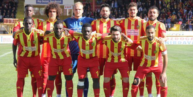 Yeni Malatyaspor 5 maç aradan sonra kaybetti