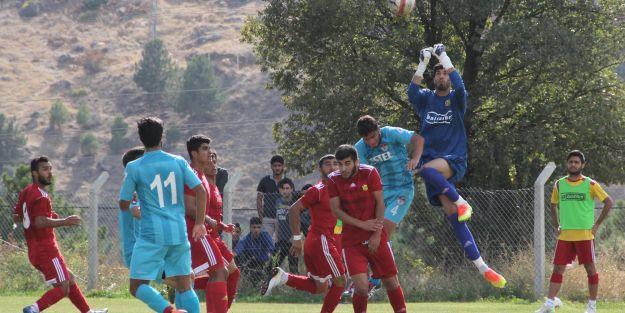 Yeni Malatyaspor U21'de liderliğini sürdürmek istiyor
