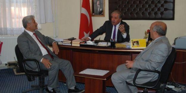 Yeşilyurt Belediye Başkanlığı Aday Adayı Abuzer Kabakaş, Ziyaretlerini Sürdürüyor