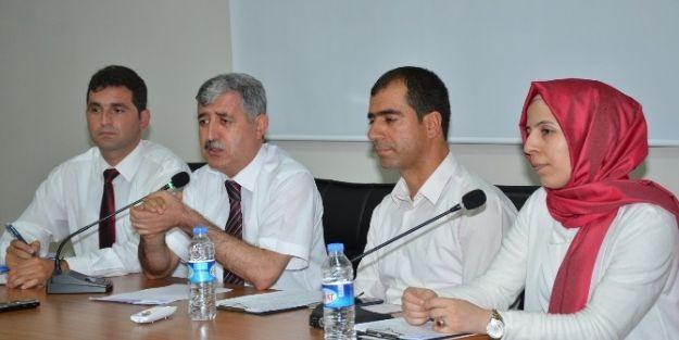 Yeşilyurt Belediyesi Ağustos Ayı Meclis Toplantısı Gerçekleştirildi