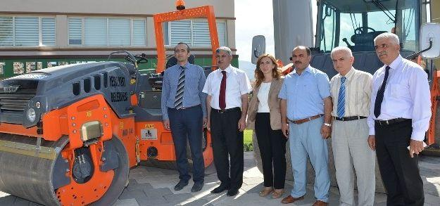 Yeşilyurt Belediyesi, Araç Ekipmanını Genişletti