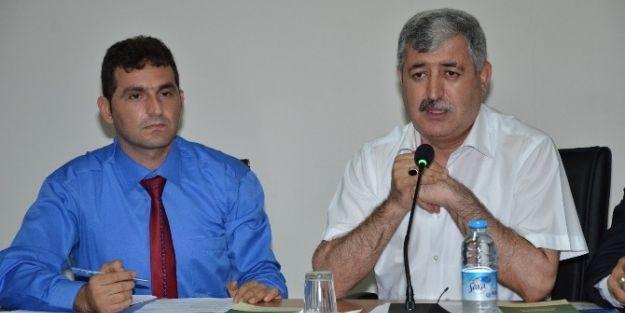 Yeşilyurt Belediyesi Eylül Ayı Meclis Toplantısı Gerçekleştirildi