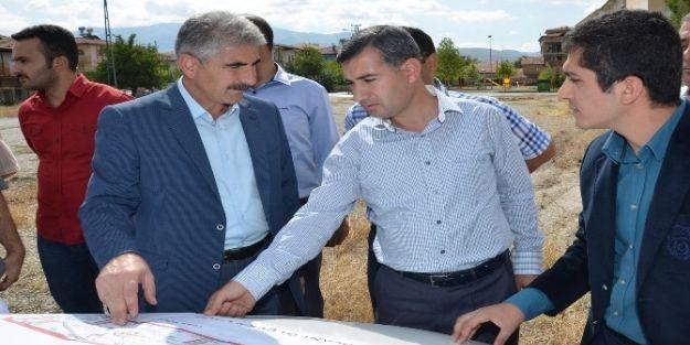 Yeşilyurt Belediyesi Hizmetlerini Sürdürüyor