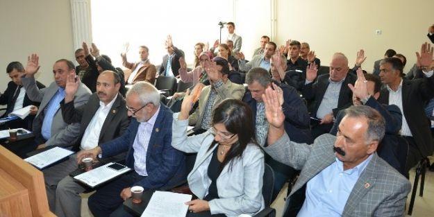 Yeşilyurt Belediyesi Meclisi Toplandı