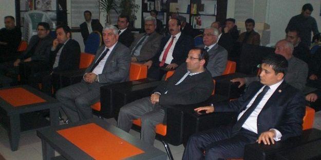 'yönetim Ve Organizasyon' Semineri Verildi