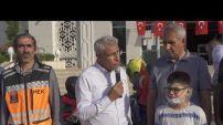 Battalgazi'de motosiklet kortejli zafer bayramı kutlaması